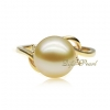 18K golden southsea Pearl Ring Wholesale