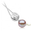 925 silver  freshwater pearl pendant Wholesale
